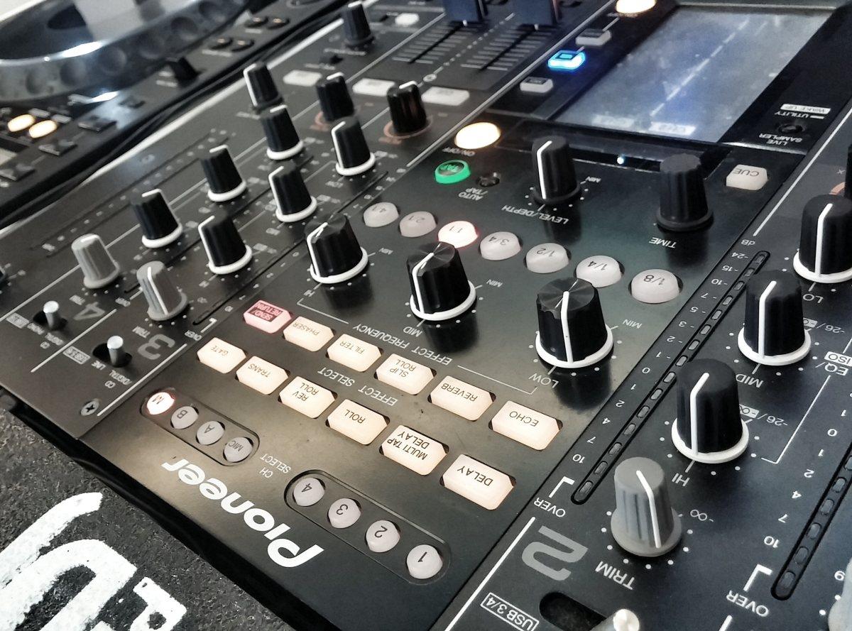 Professionelle DJ Ausrüstung