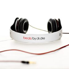 Beats by Dr. Dre Solo in Weiß