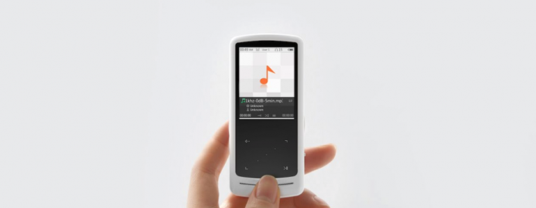 Cowon iAudio 9+ MP3-Player